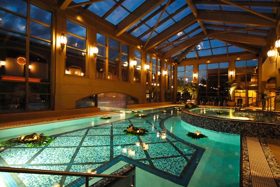Ameristar Casino Indoor Pool