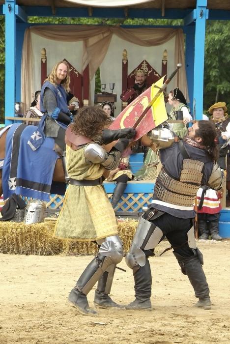 Renaissance Faire Warriors