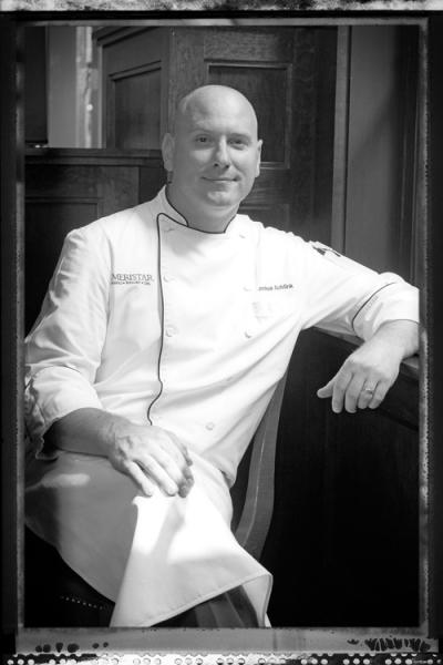 Chef Joshua Schlink