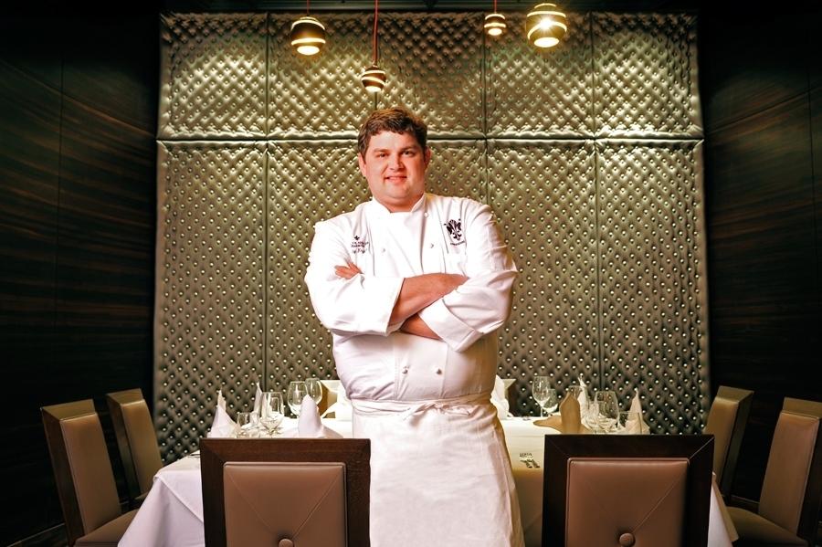 Chef Kelly English
