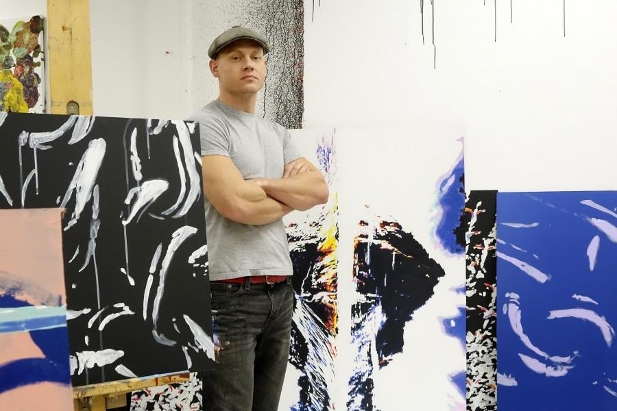 Zack Smithey - artist