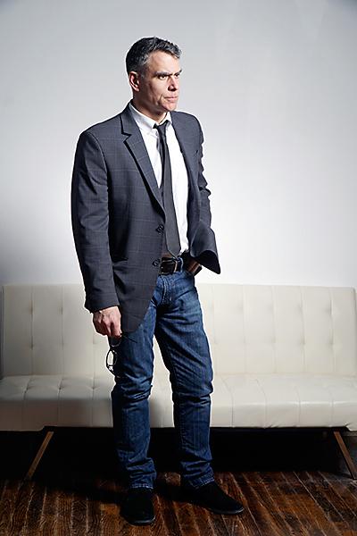 Actor Robert Kelker Kelley